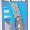 Folding Lock Back Knife